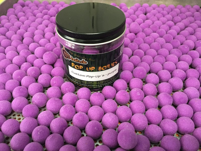 maincarp-baits Custom Pop-Ups - Purple