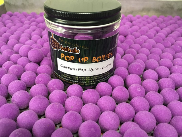 maincarp-baits Acid Crab Pop Ups 15mm