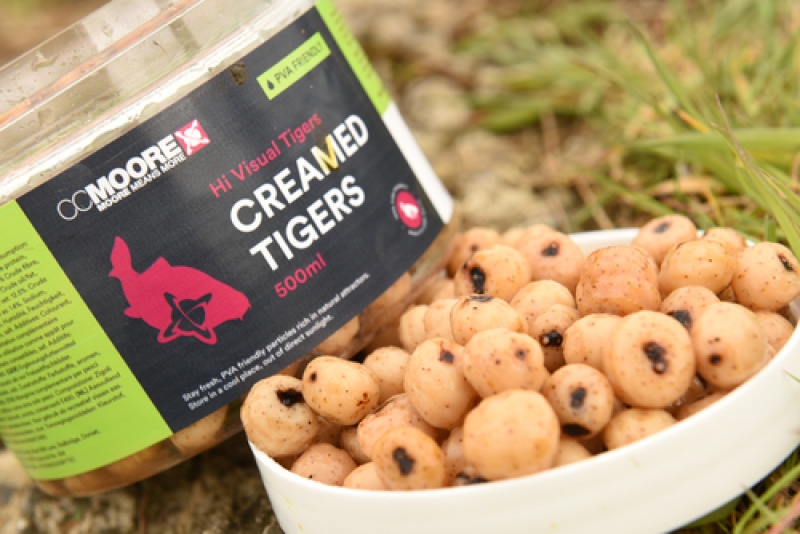 CCMOORE - High Visual Tigernuts - Creamed 500ml