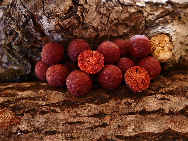 maincarp-baits RED Zing Deluxe H.N.V. Boilies  20mm 2.5kg