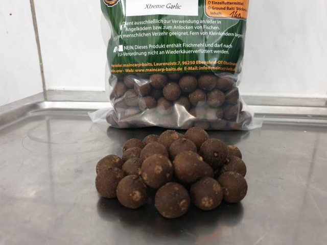 maincarp-baits - Xtreme Garlic Boilies 16mm