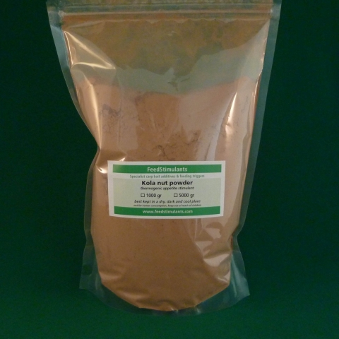 feedstimulants Kola Nut Powder 250g od 1kg
