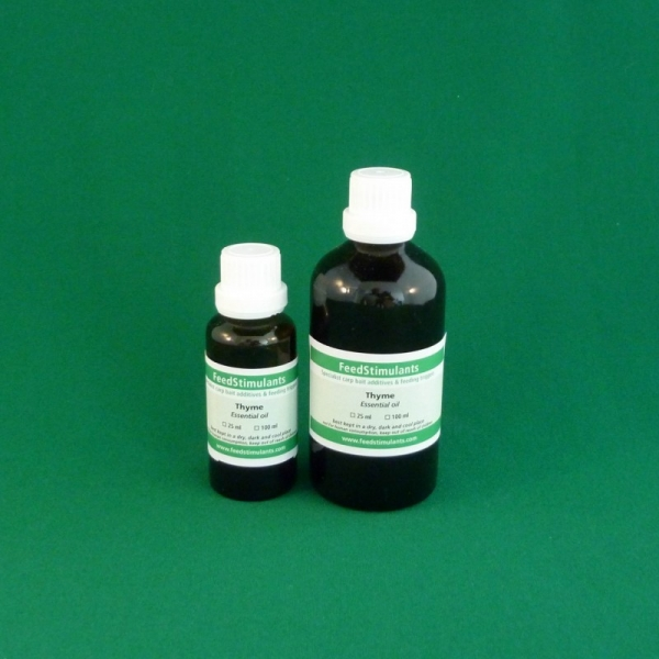 feedstimulants - essential oil Thyme Thymian 100ml