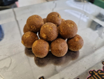 maincarp-baits - Pure-Fish-Chili Boilies 5kg  20mm oder 24mm